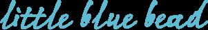 Little Blue Bead Logo